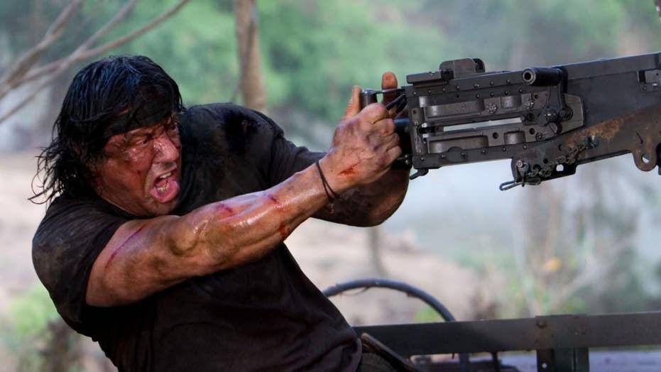 Sylvester Stallone reveals the fifth installment of 'Rambo'