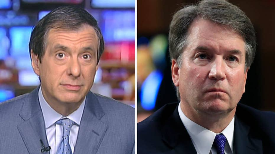 Kurtz: Why the Press now seems in the anti-Kavanaugh camp