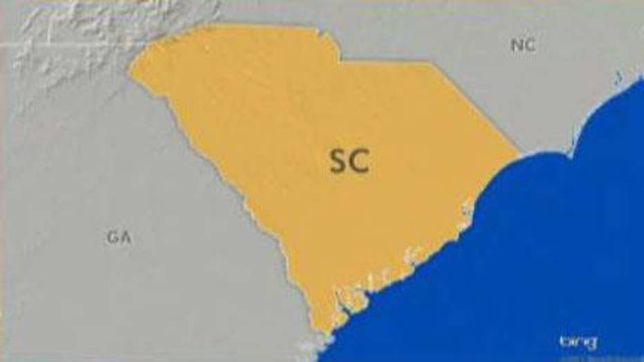 Report: Five South Carolina officers shot in Florence County