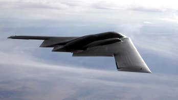 New US nuclear bombs and futuristic stealth aircraft to provide mind-boggling military might