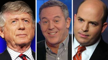 Gutfeld on Ted Koppel ripping CNN in front of Brian Stelter