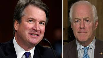 Sen. Cornyn weighs in on Kavanaugh controversy
