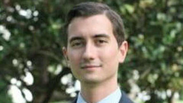 Democratic intern charged with doxxing