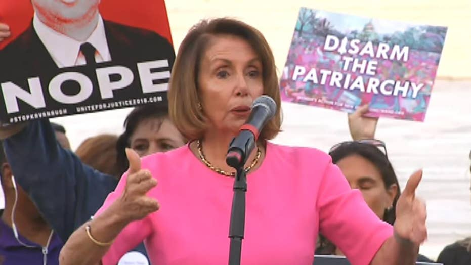 Pelosi: GOP had responsibility to respect SCOTUS' integrity