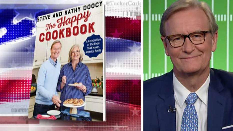 Steve Doocy shares a taste of 'The Happy Cookbook'