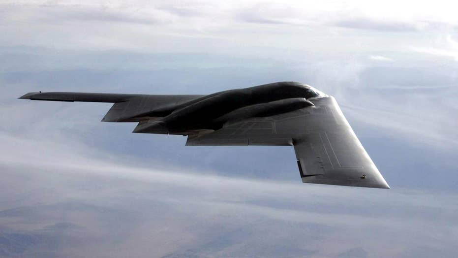 New nuclear weapons will arm US stealth aircraft