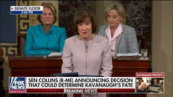 Tammy Bruce: Susan Collins' speech tells us a lot about the GOP and America