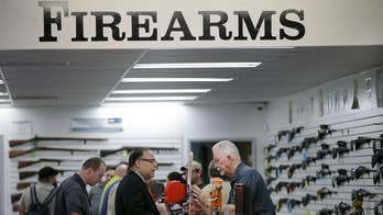 Gun rights positions on display in tight races