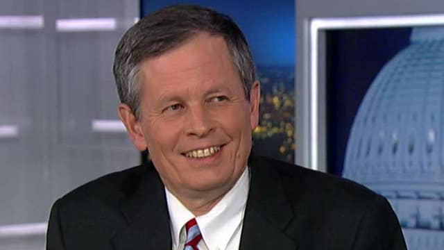 Daines confirms he will be present for Kavanaugh vote thumbnail