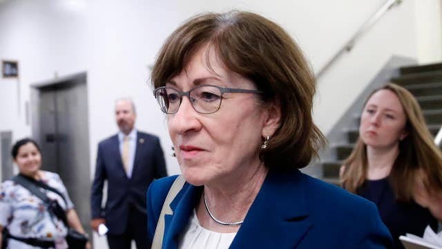 Senators deliver statements on Kavanaugh nomination