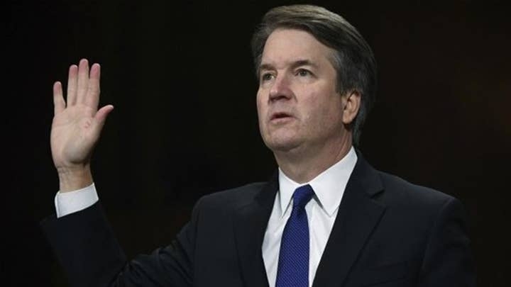 Was this an incomplete investigation into Kavanaugh?