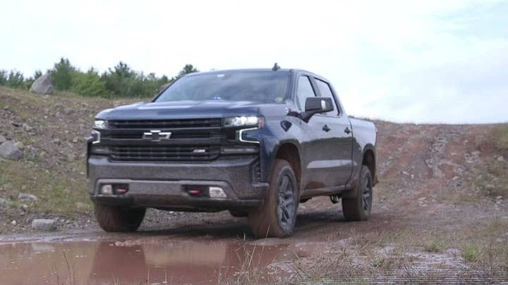 The 2019 Chevy Silverado is a Boss