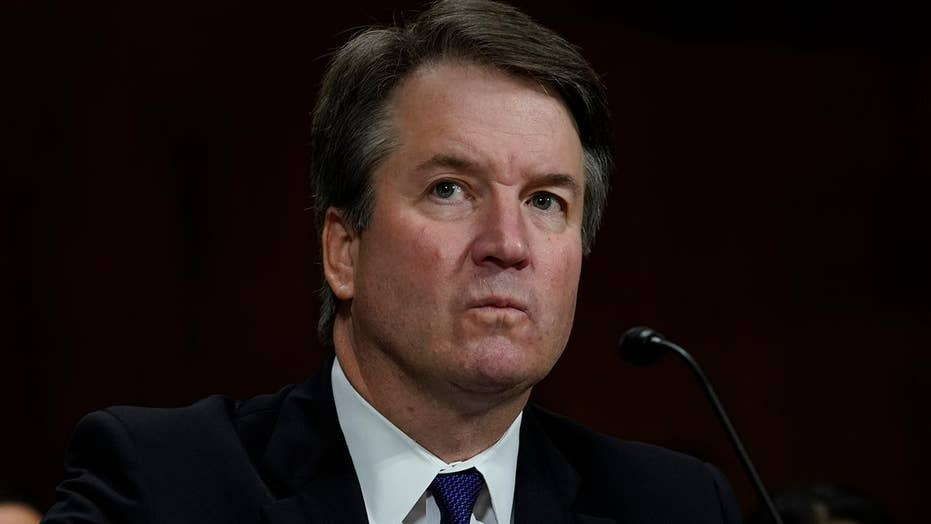 Judge Kavanaugh defends his impartiality in WSJ op-ed