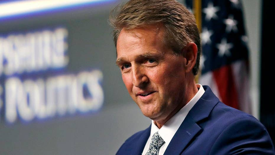 Sen. Jeff Flake to vote 'yes' to confirm Kavanaugh