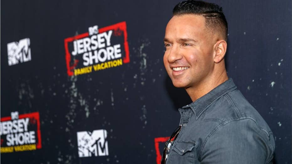 Mike 'The Situation' Sorrentino sentenced to 8 months