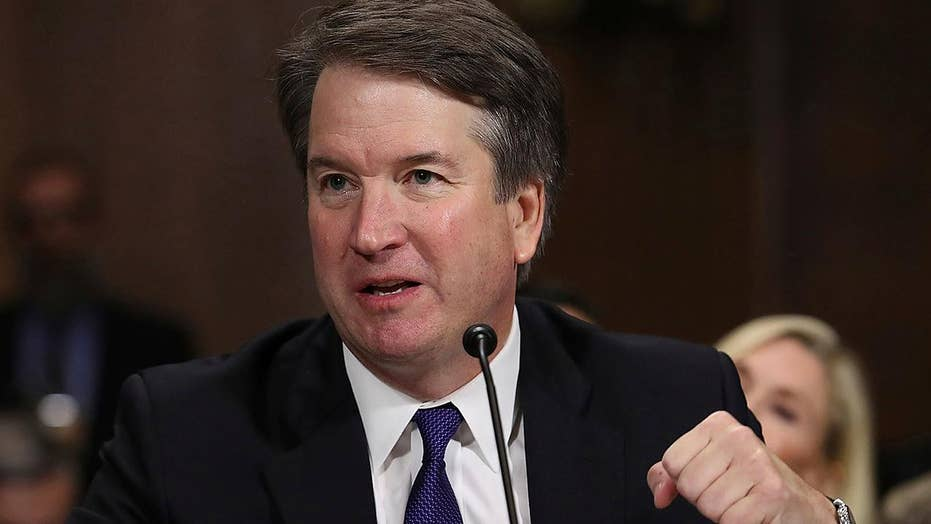 Kavanaugh secures key support ahead of Senate vote