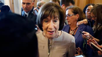 Susan Collins slams anti-Kavanaugh activists for 'trying to buy votes'