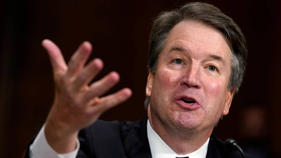 Kavanaugh officially confirmed as Supreme Court justice