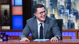 Politics on late night: Stephen Colbert blasts Trump for his 'pardon' of Saudi Arabia