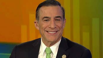 Rep. Darrell Issa: Tariffs are a tool to get to free trade