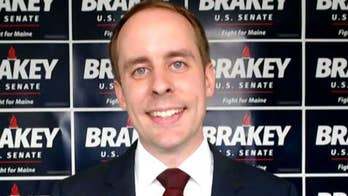 Eric Brakey: Maine people will not be bullied