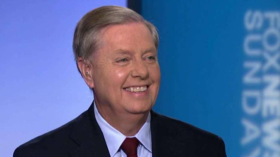 Sen. Lindsey Graham on the FBI investigation into Kavanaugh