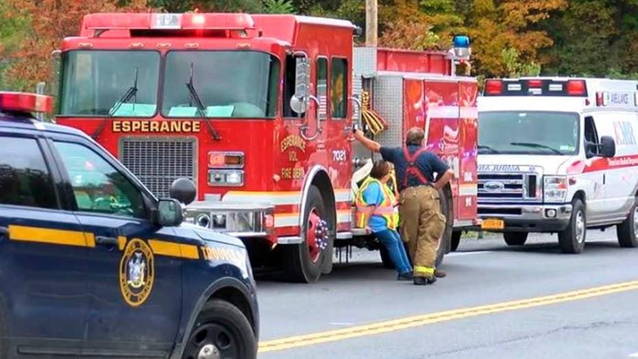 Limousine crash killed 20 in New York