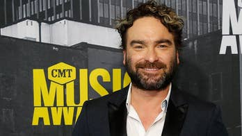 Johnny Galecki and his girlfriend reveal they're expecting a baby boy