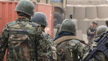 Casualties to US-trained Afghan army increasing