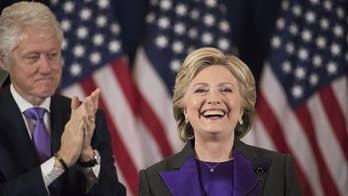 Bill and Hillary Clinton announce speaking tour