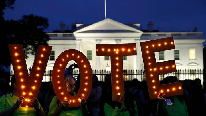 Supreme Court fight ignites voters on both sides