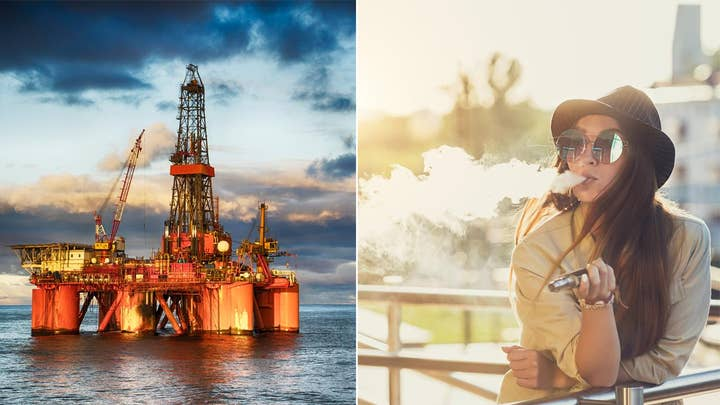 Florida ballot measure links offshore drilling and e-cigs
