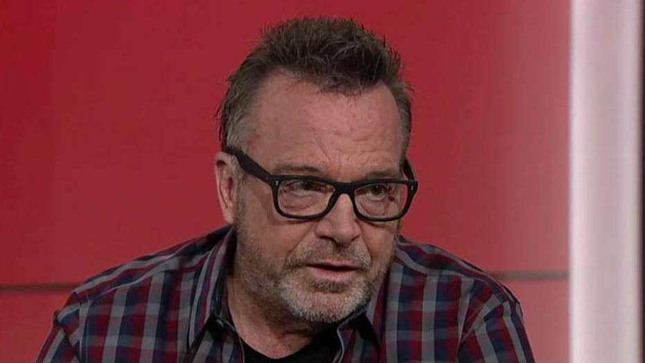 One-on-one with Tom Arnold