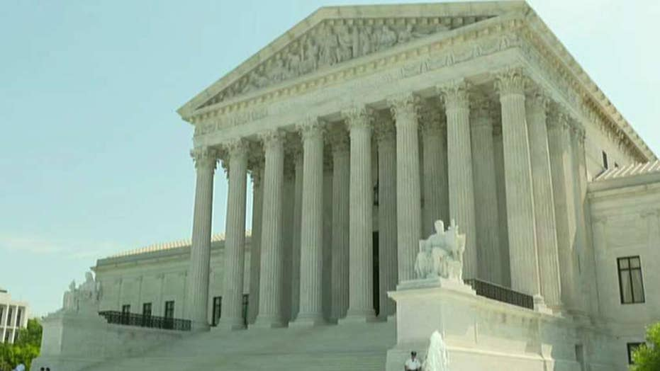 Supreme Court cases that may be impacted by Kavanaugh's vote.