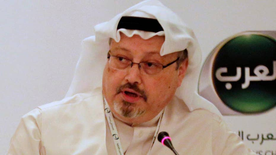 Journalist reportedly killed at Saudi consulate in Istanbul