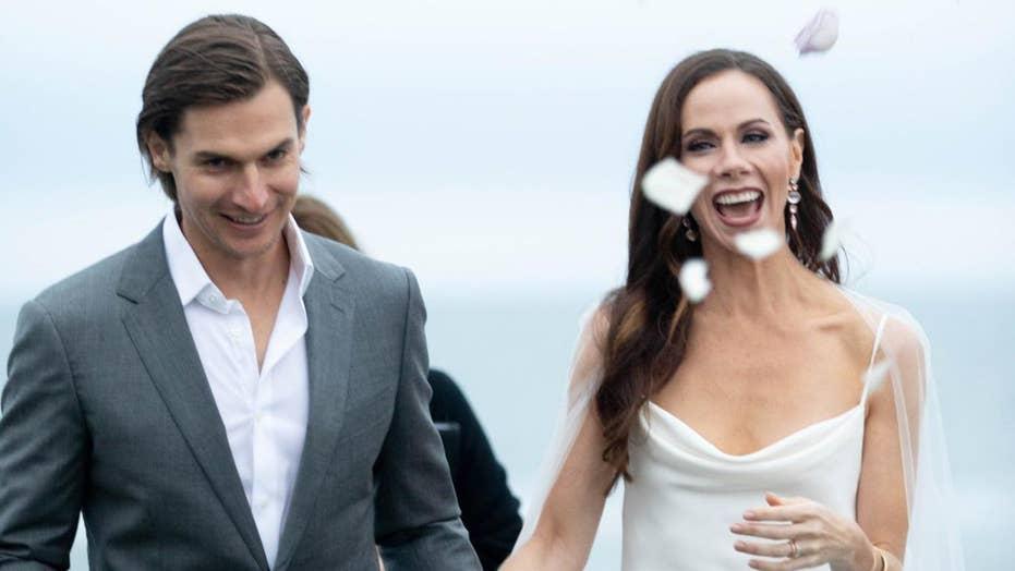 Barbara Bush's secret wedding