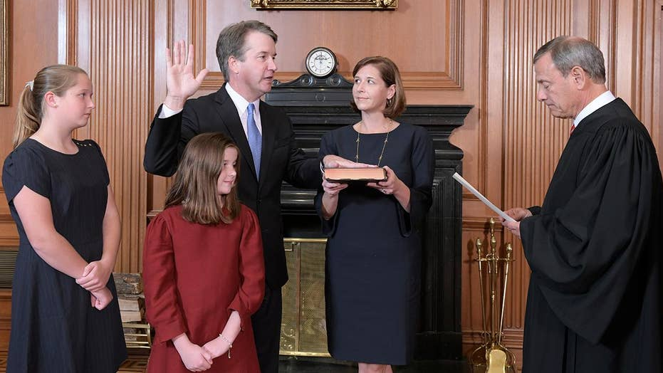 Brett Kavanaugh joins a divided Supreme Court