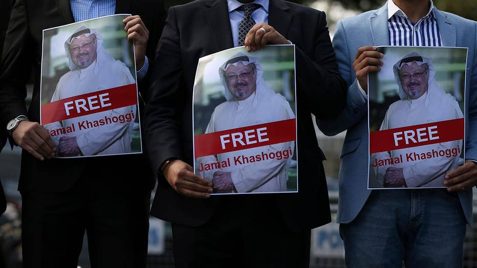 Saudi officials deny missing journalist was killed