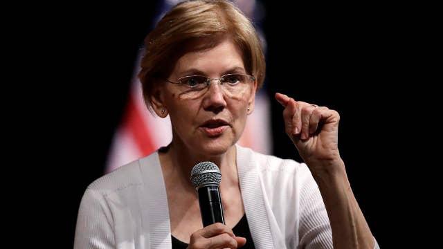 Sen. Warren refuses to celebrate Columbus Day