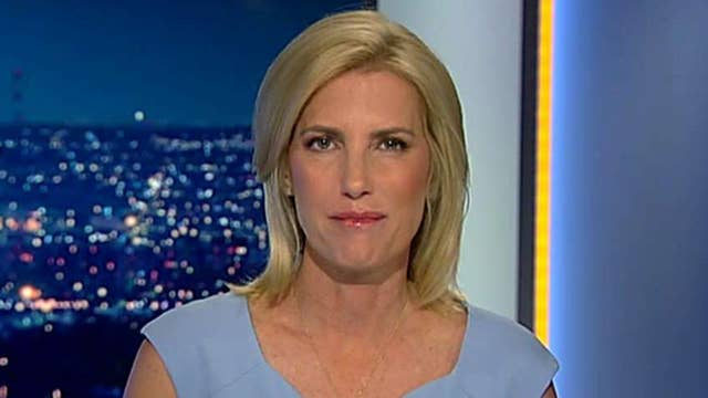 Ingraham: The left's rage against the Trump machine