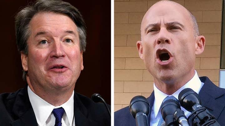 Did Michael Avenatti derail Dems' case against Kavanaugh?