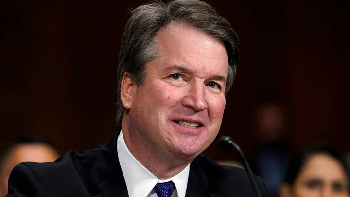 Justice Brett Kavanaugh makes Supreme Court debut