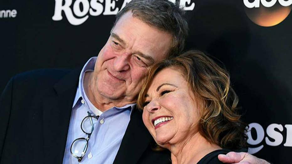 John Goodman misses co-star Roseanne