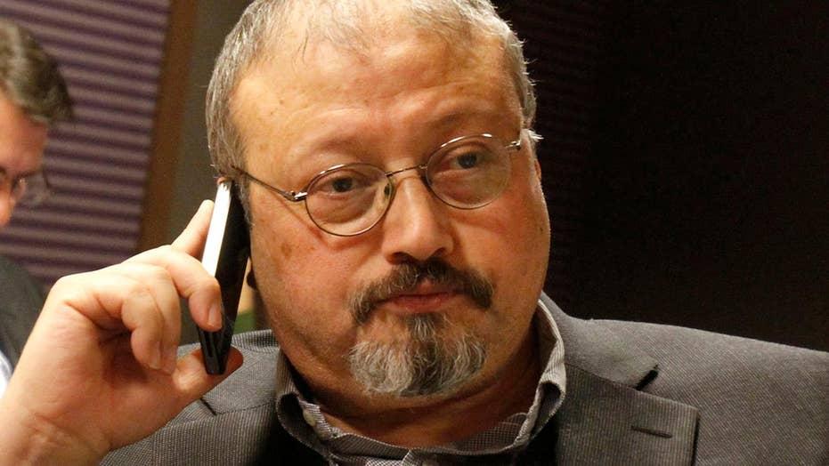 Saudi Arabia denies involvement in writer's disappearance