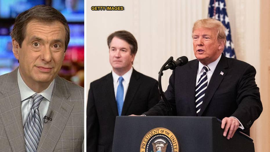 Kurtz: Kavanaugh spurs both parties to mad-as-hell strategy