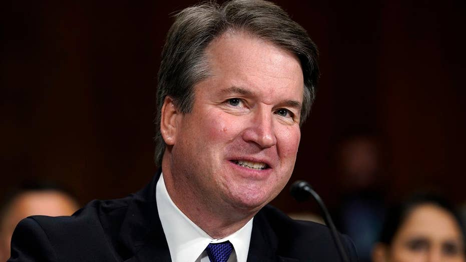 Justice Brett Kavanaugh makes Supreme Court debut