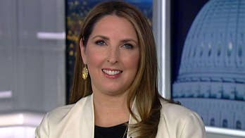 Trump asks RNC chair Ronna McDaniel to stay on for another term, source says