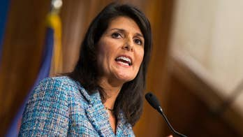 Haley slams UN for electing more human rights abusers to Human Rights Council