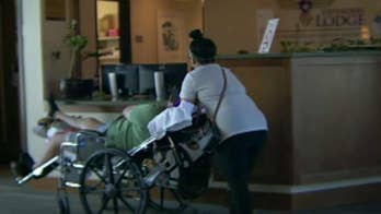 Defenders Lodge houses veterans waiting for help from VA