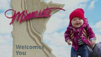 Parents, baby, traveling to all 50 states for shot at world record